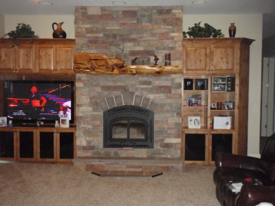 Quadrafire 7100i Fireplace
